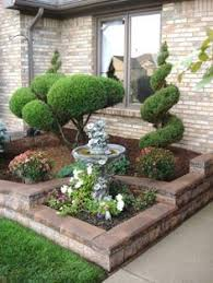 Garden Ideas For Small Front Yards - curb appeal 20 modest yet gorgeous front yards yard landscaping