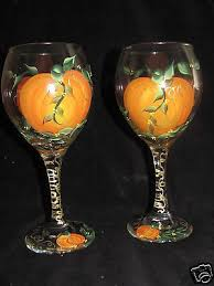 best 25 fall wine glasses ideas on colored wine