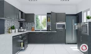 grey kitchen design 12 gorgeous grey kitchens for indian homes