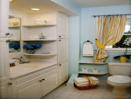 Bathroom Storage Cabinets  Ideas For Organization Delunecom - Floor to ceiling cabinets for bathroom