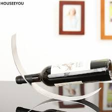 decorative single wine bottle holder promotion shop for