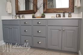 how to repaint bathroom cabinets bathroom cabinet redo extraordinary paint for bathroom cabinets