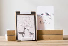boxed cards on sale decore
