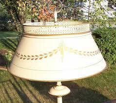 Vintage Table Lamp Shades Antique Metal Floor Lamp Best 2000 Antique Decor Ideas