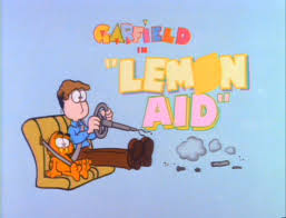 garfield and friends lemon aid garfield wiki fandom powered by wikia