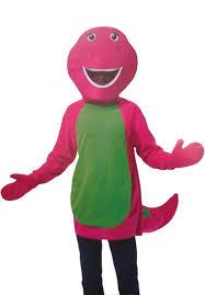 barney costumes for men women kids parties costume