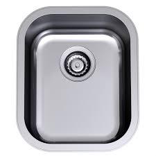 Clark Mm Monaco Single Bowl Overmount TH Bunnings Warehouse - Kitchen sink bunnings