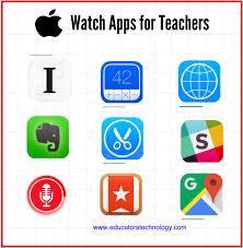 10 very good apple watch apps for teachers educational