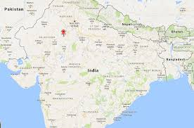 Jaipur India Map by Fits On The Road Jaipur India The Right Fits