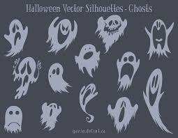 halloween silhouette vector halloween silhouette vector pack
