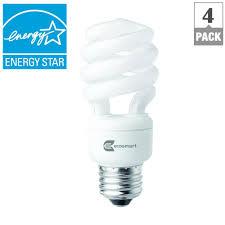 Outdoor Cfl Flood Lights Fluorescent Lights Fluorescent Light Bulbs Home Depot Dimmable