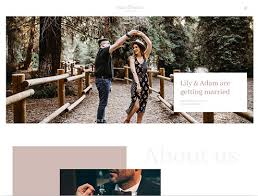 pro lilian download wedding joomla template