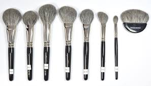 brand new brushes from hakuhodo u2013 sweet makeup temptations