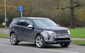discovery land rover 2018 land rover begins development on next gen discovery sport