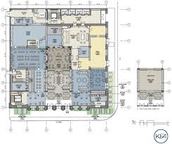 hotel layouts floor plan details released for proposed nomad hotel urbanize la