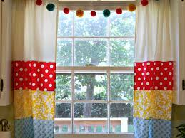 kitchen cafe curtains for kitchen with 13 cafe curtains for