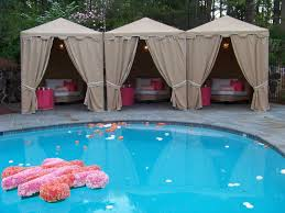 best pool wedding ideas 17 best ideas about backyard wedding pool