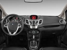 Ford Explorer Dashboard - image 2011 ford fiesta 4 door sedan sel dashboard size 1024 x