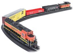 bachmann trains rail chief ho scale ready to run electric