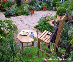 Patio Vegetable Garden Ideas Patio And Garden Ideas Circle Garden Design Ideas Small Garden