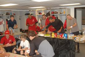 being a clubhouse attendant in minor league baseball 9 inning