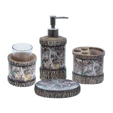 Camouflage Bathroom Rustic Bathroom And Cabin Decor The Cabin Shack