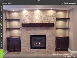 Fancy Fireplace by Ideas Of Lifesmart Lifelux Fp0017 Ac1 Side Shelves For Media