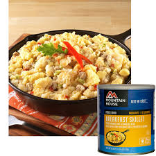mountain house breakfast skillet 10 can 30482