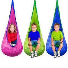 chair tents sorbus kids child pod swing chair nook tent hanging seat
