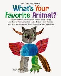 if you could be any animal randomly reading what u0027s your favorite animal by eric carle and