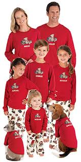 matching family pajamas a tradition child mode