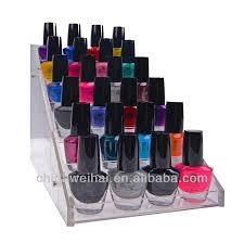 acrylic free standing nail polish display rack buy free standing