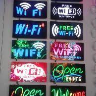 desain gambar neon box call wa 081 803020 853 neon box bandung plang nama contoh nama