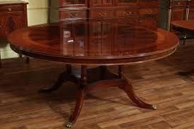 Trend Antique Round Dining Table  On Small Home Remodel Ideas - Antique round kitchen table