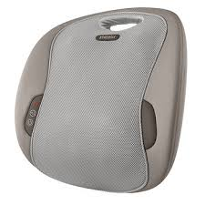 homedics comfort deluxe massage cushion with heat bj u0027s wholesale