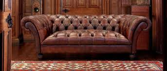 Loose Covers For Leather Sofas Tetrad Printed Chesterfield Leather Sofa House Ideas Pinterest