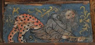 soffitti dipinti soffitti dipinti medievali a viadana un convegno mondiale con