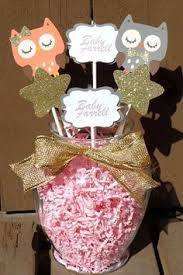 owl centerpieces adorable owl baby shower centerpiece ideas amicusenergy