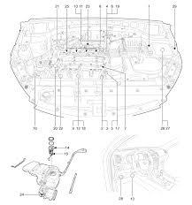 kia sorento components location engine control system engine