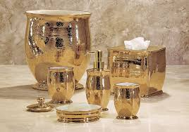 le bain black gold porcelain bathroom accessories black and gold
