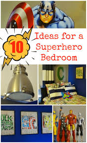 10 ideas for a superhero bedroom transformation