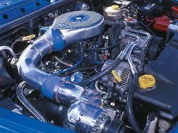 1998 dodge dakota performance parts dodge dakota 408 stroker v8 engine truckin magazine