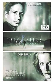 Home X Files by The X Files Season 11 2 Home Again Part 1 Issue