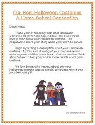 Halloween Connection Costumes Recount Writing Halloween Costumes Sandra Naufal Tpt