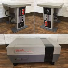 Nintendo Controller Coffee Table Nintendo Coffee Table And End Tables Thesecretconsul Com