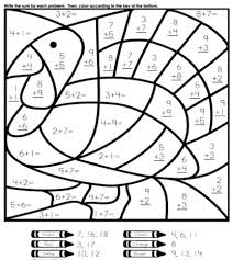 brilliant 2nd grade coloring pages 16 best thanksgiving math