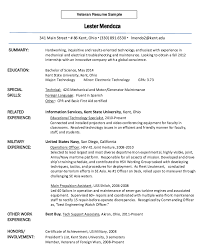 Resume Examples For Military To Civilian by Veteran Resume Sample 2 Veteran Resume Sample Emergency Services