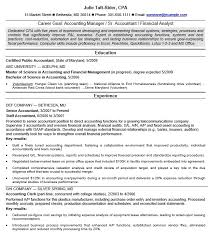 Sample Resume For Accounting Staff by 16 Free Sample Accounting Clerk Resumes U2013 Sample Resumes 2016