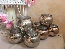 mercury tea light holders mercury tea light ebay