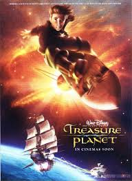 ben u0027s movie reviews treasure planet